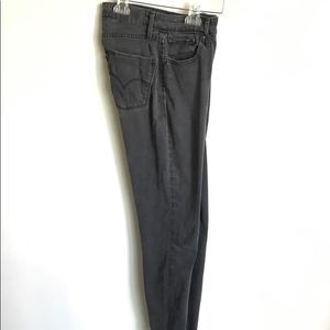 Levi's 721 Jeans High Rise Skinny Black